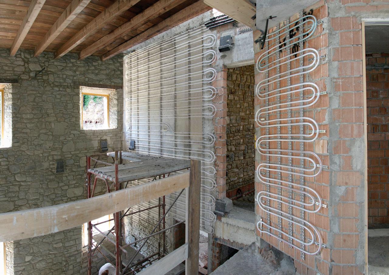 Soffitto Scuro Abbassa : Soffitto alto riscaldamento climatizzatori ...