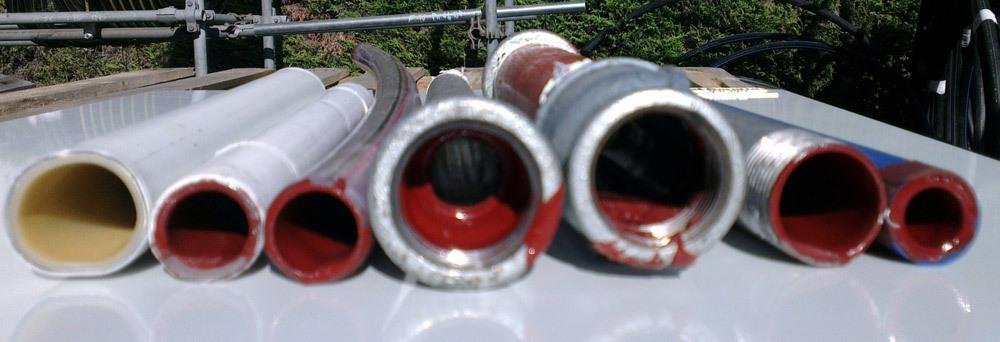 risanamento delle tubazioni